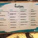 Billede af Fusion Art, Bar & Tapas