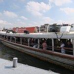 Chao Phraya Express Boat fényképe