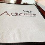 Foto de Artemis Mediterranean Grill