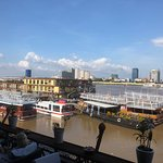 Window View - Bopha Phnom Penh - Titanic Restaurant Photo