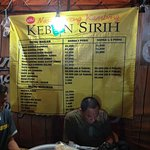 Foto de Nasi Goreng Kambing Kebon Sirih