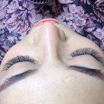 Eyelashes extensions volume technique ❤️❤️❤️
