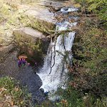 Photo de Four Waterfalls Walk