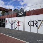 Billede af CR7 Corner Pizza Burger Beer and Wine