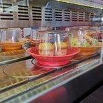 Photo of Running & Sushi restaurant
