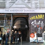 Foto van The Amsterdam Dungeon