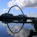 Фотография Clyde Arc Bridge