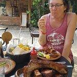 Foto de El Rio BBQ-Bar