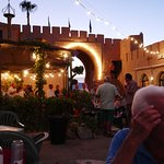 The famous ARCH associated with Cabrera centre and of course the famous Bar El Arco (bar at the arch)