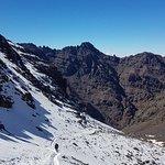 Billede af Mount Toubkal
