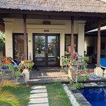 Photo de Amertha Bali Beachfront Restaurant