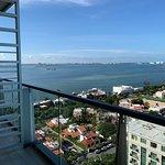Balcony - Secrets The Vine Cancun Photo