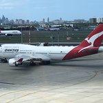 Photo de Qantas International First Lounge