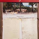 Foto de Villa Jovis Restaurant