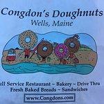Photo de Congdon's Doughnuts