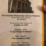 Foto van The Karpeles Manuscript Museum