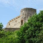 Devlin Castle from Below