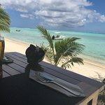 Photo de Matira Beach Restaurant