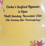 Foto di Cooke's Seafood - Hyannis