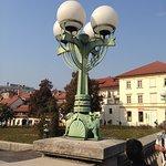 фонарь моста
