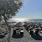 Foto van Kamari Beach