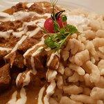 Photo of Senator Haz Restaurant