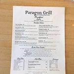 Foto de Paragon Grill