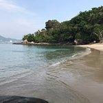 天堂海滩照片
