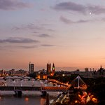 The only London luxury hotel on the River Thames.