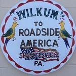 Billede af Roadside America
