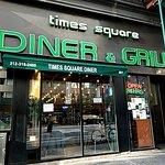 Фотография Times Square Diner & Grill