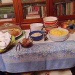 colazione buffet