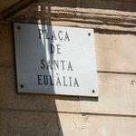 Foto van Santa Eulalia