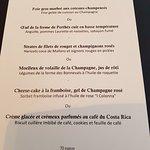 Zdjęcie Le Parc Restaurant Les Crayeres