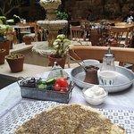 Breakfast Lebanese style