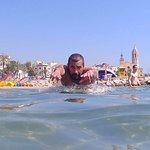 Foto van La Playa de Sitges