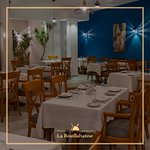Come to discover the new decoration and our refined dishes