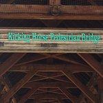 Kicking Horse Pedestrian Bridge