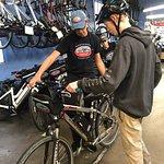 Foto van Blazing Saddles Bike Rentals and Tours