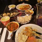 Food - indie spice grill Picture