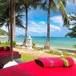 Luxury detox retreat Thailand. Do our Master Herbal Beach Detox Program on Samui's best beach