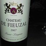 Très bon Bordeaux.