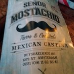 Photo of Senor Mostachio