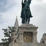 Фотография Statue of St Stephen