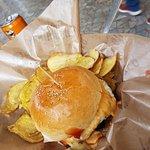 Bilde fra I'm Burger