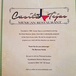 Foto de Casita Tejas Mexican Restaurant