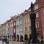Foto van Old Market Square
