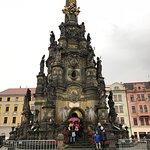 Photo of Holy Trinity Column