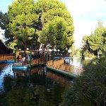 Parque de atracciones Zaragoza Foto
