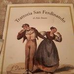 Foto van Trattoria San Ferdinando